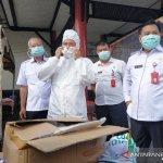 APD medis penanganan COVID-19 di Kotim cukup untuk dua bulan
