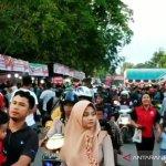 Pasar Ramadhan ditiadakan, pedagang di Sampit siap beralih ke online
