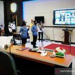Pemkab Kotim gelar pelantikan PNS secara online