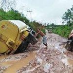 DPRD Kotim dorong pemkab gandeng perusahaan perbaiki jalan di pelosok