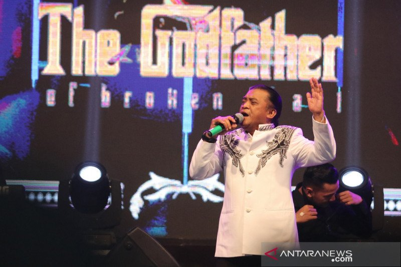 18 April Konser Terakhir Didi Kempot Antara News