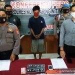 Baru bebas, pria di Sampit ini kembali mencuri sepeda motor di kampungnya
