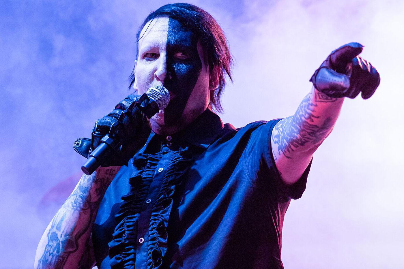 Marilyn Manson Sechs Verruckte Storys Vom Antichrist Superstar Rock Antenne