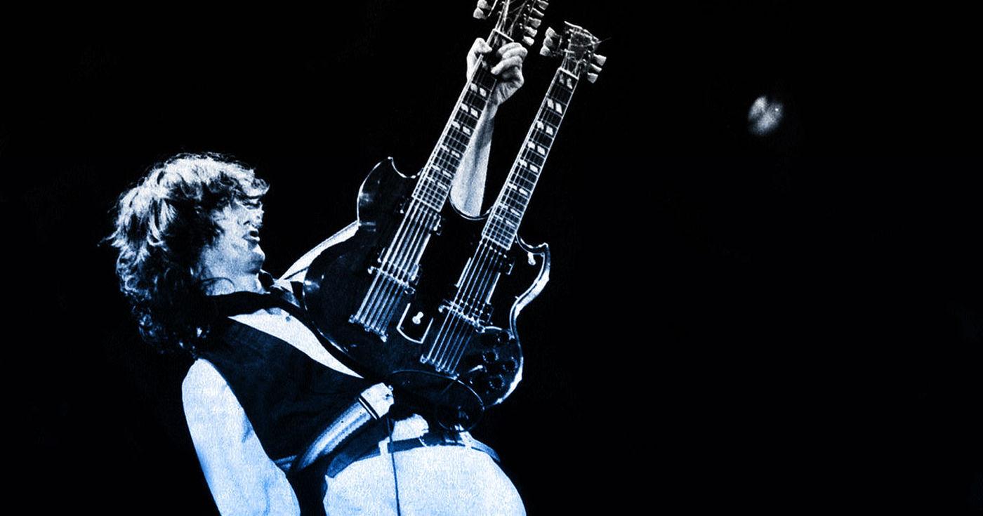 Jimmy Page 8 Fakten Uber Den Led Zeppelin Gitarristen Rock Antenne Hamburg