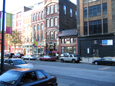 Warehouse District Condos For Cleveland Oh