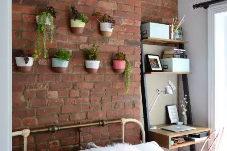 Wall Decor Ideas   45 Things to Try at Home   Apartment Therapy This Itty Bitty NYC Apartment Fits A Lot in 200 Square Feet