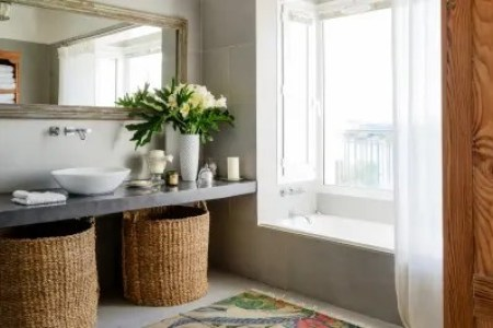 How To Make Your Own Natural Bathroom Cleaners   Apartment Therapy