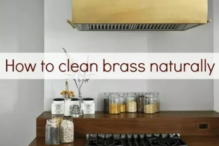 How to Clean Brass with Natural Ingredients   Apartment Therapy Brass has slowly been making its way into interiors again as a trendy sheen  to accent accessories  And since this was a popular edition to home decor  years