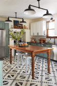 Annie Sloan Chalk Paint Kitchen Cabinet Color Ideas Apartment Therapy