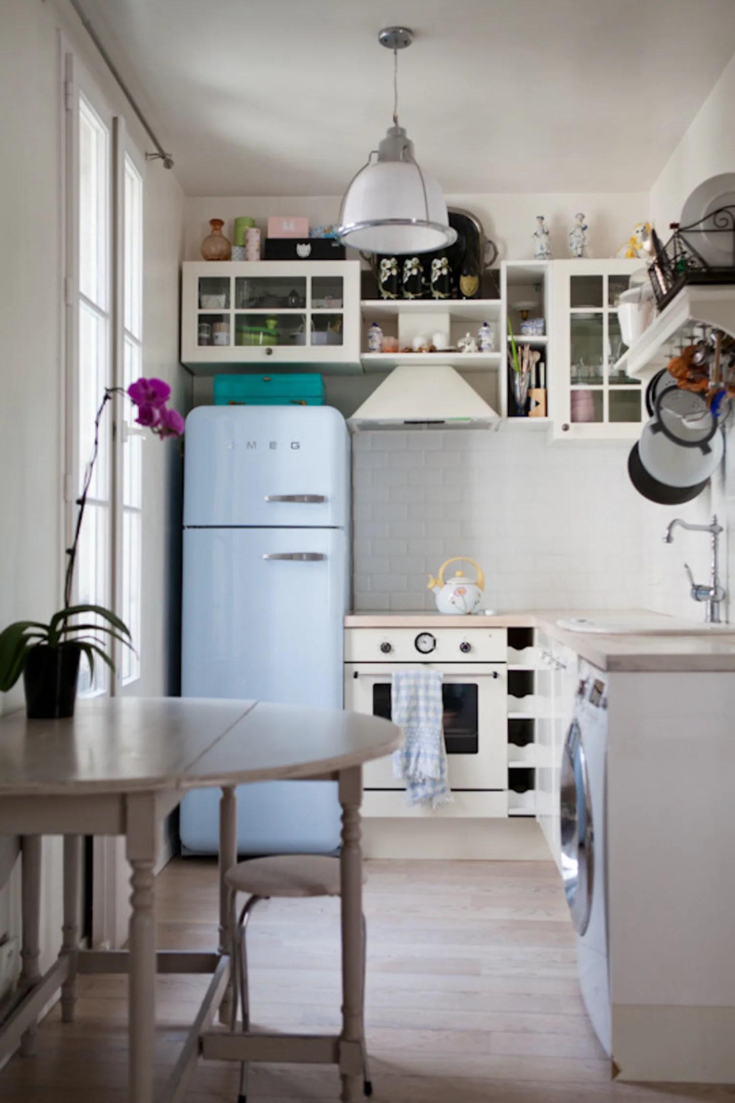 Apartment Therapy Small Kitchen Novocom Top
