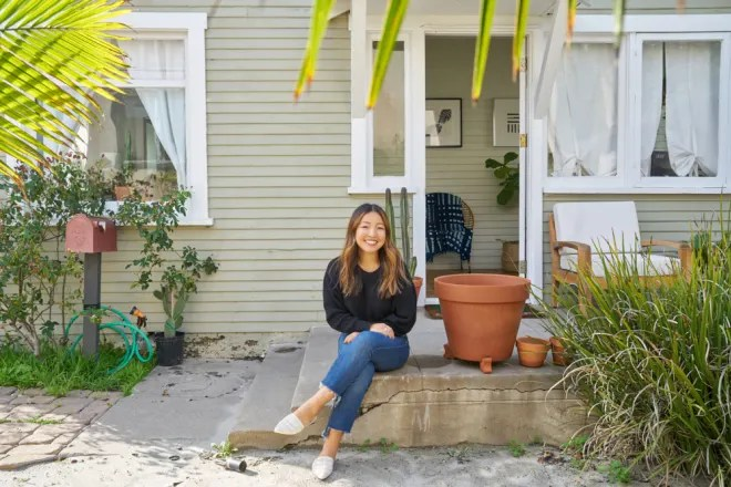 A Bohemian Rental Is Like a Quintessential Beach Cottage