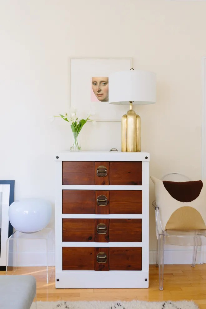 Clever Paint Jobs That Make Your Old, Cheap or Thrifted Furniture Look Expensive