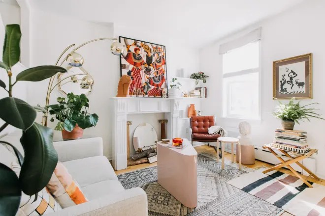 Yes, This Vintage and Antique Buyer's Home IS Filled With Incredible Finds