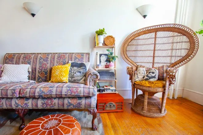 A Fashion Blogger's Philly Loft Is Fierce and Fun