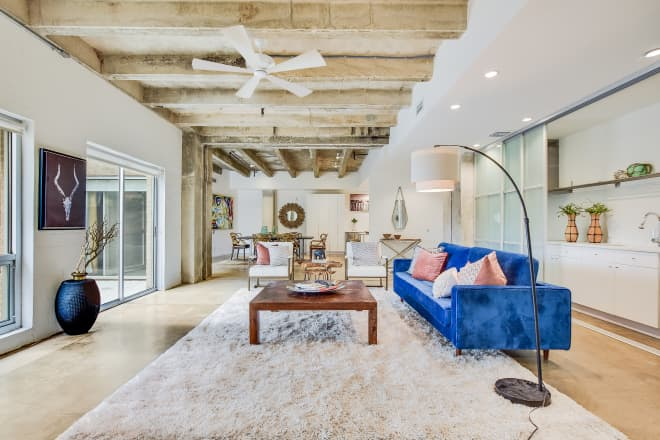 Look Inside: A 'Two-For-One' Texas Condo for $545K