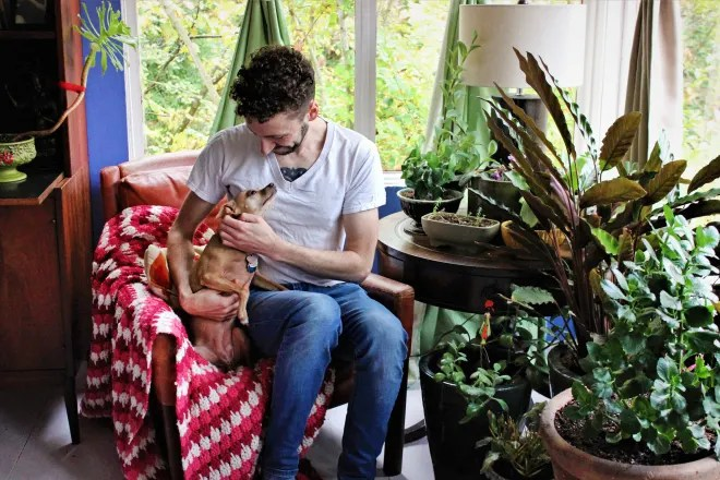 """Boys with Plants"" Will Seriously Spruce Up Your Instagram Feed"