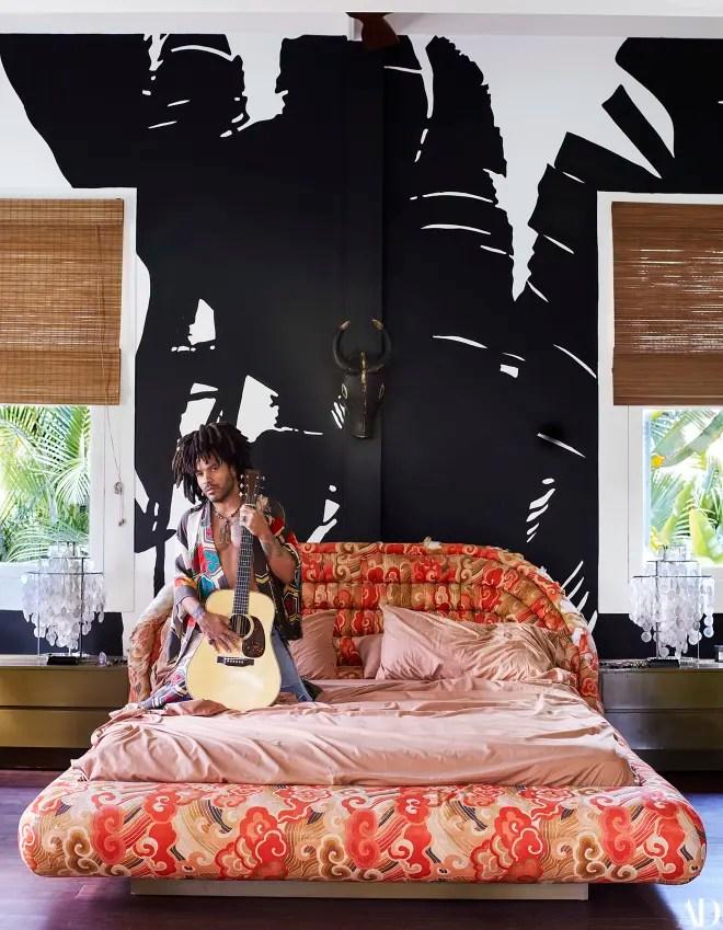 Lenny Kravitz' Brazilian Home Is a Former Coffee Plantation