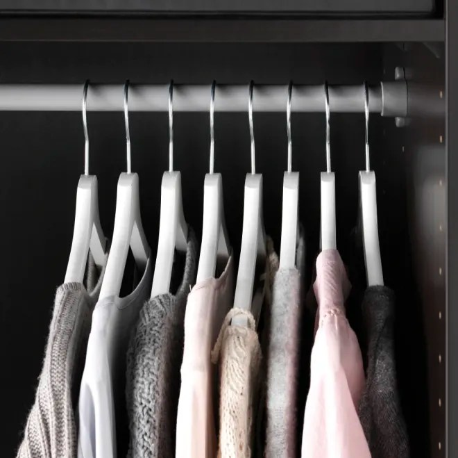 This Simple Change Makes Your Closet Look Like a Showroom