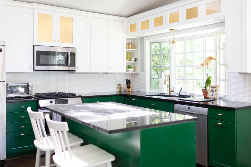 23. Paint Your Cabinets