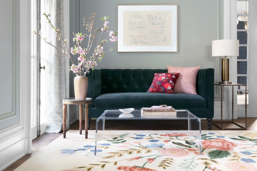 Florals for Spring May Not Be Groundbreaking, But These Rooms Prove That Shouldn't Matter