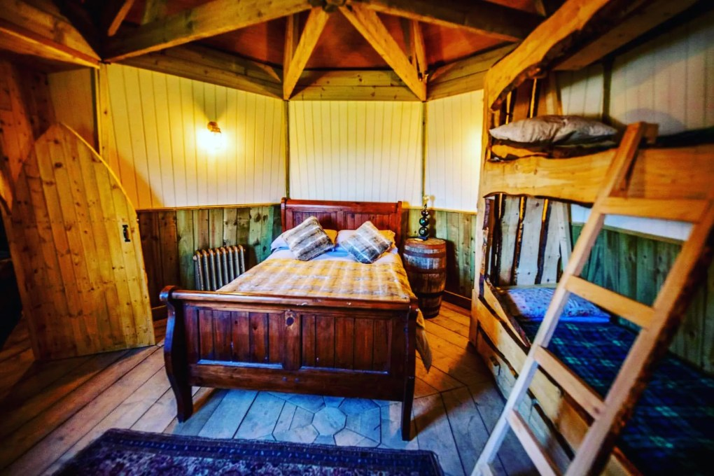 Magic Is Real – You Can Now Spend the Night In Hagrid's Hut: gallery image 3