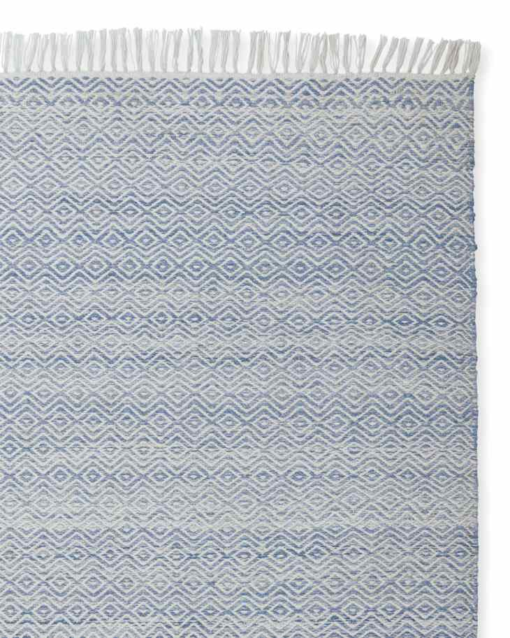 3. Seaview Rug at Serena & Lily