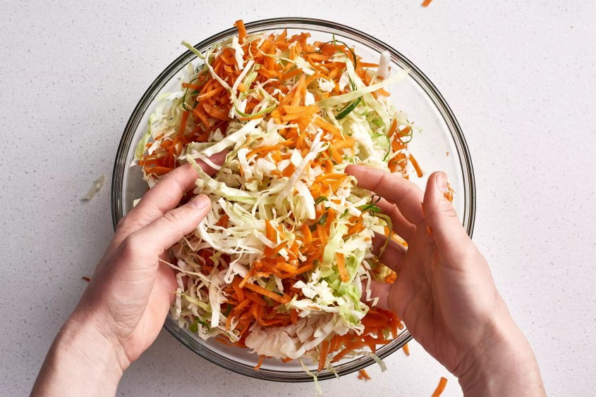 How To Make Classic Creamy Coleslaw
