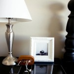 Before After Natalme S Diy 7 Nightstand Cable Organizer