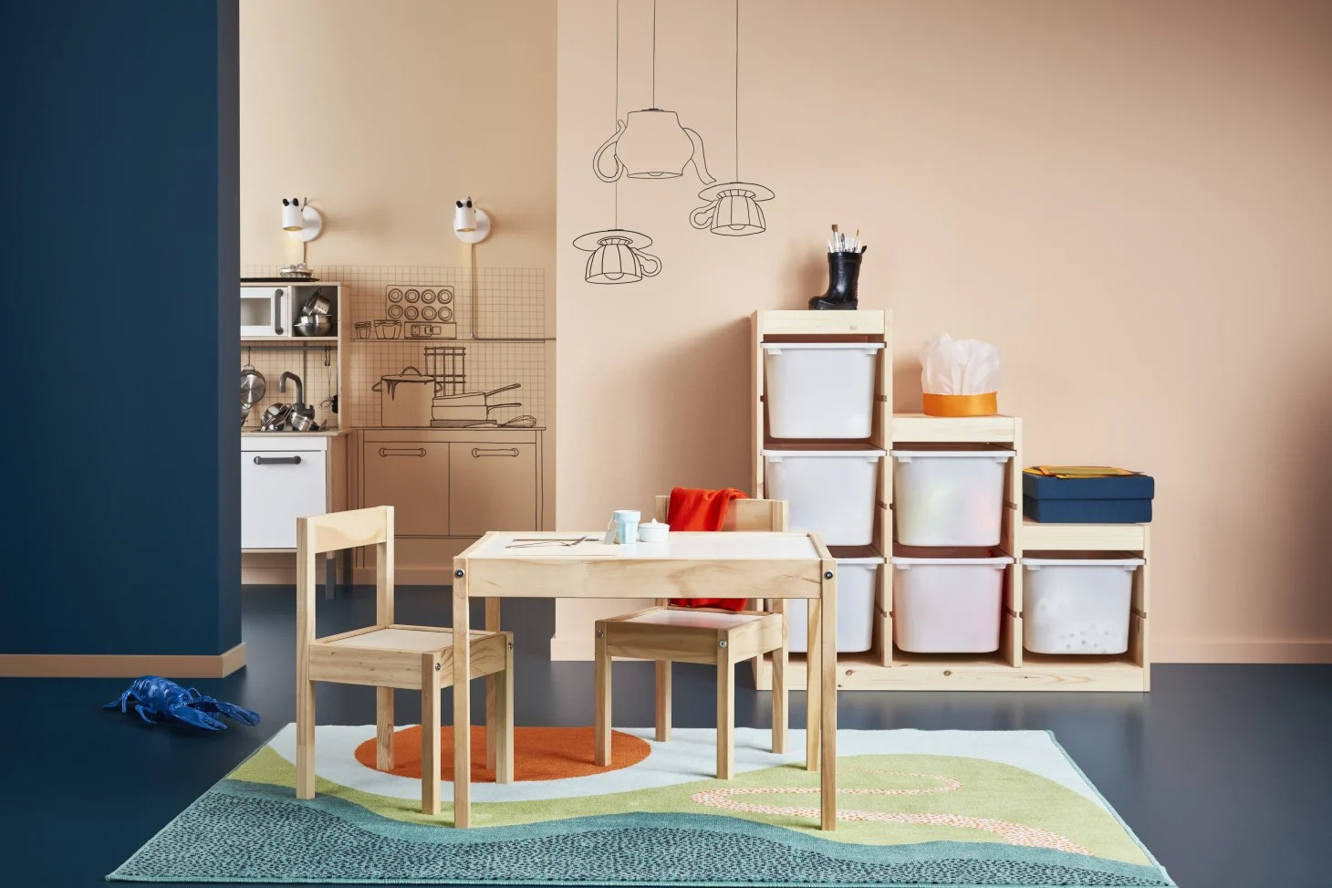 The Best Paint Ideas From Ikeas 2019 Catalog Apartment Therapy