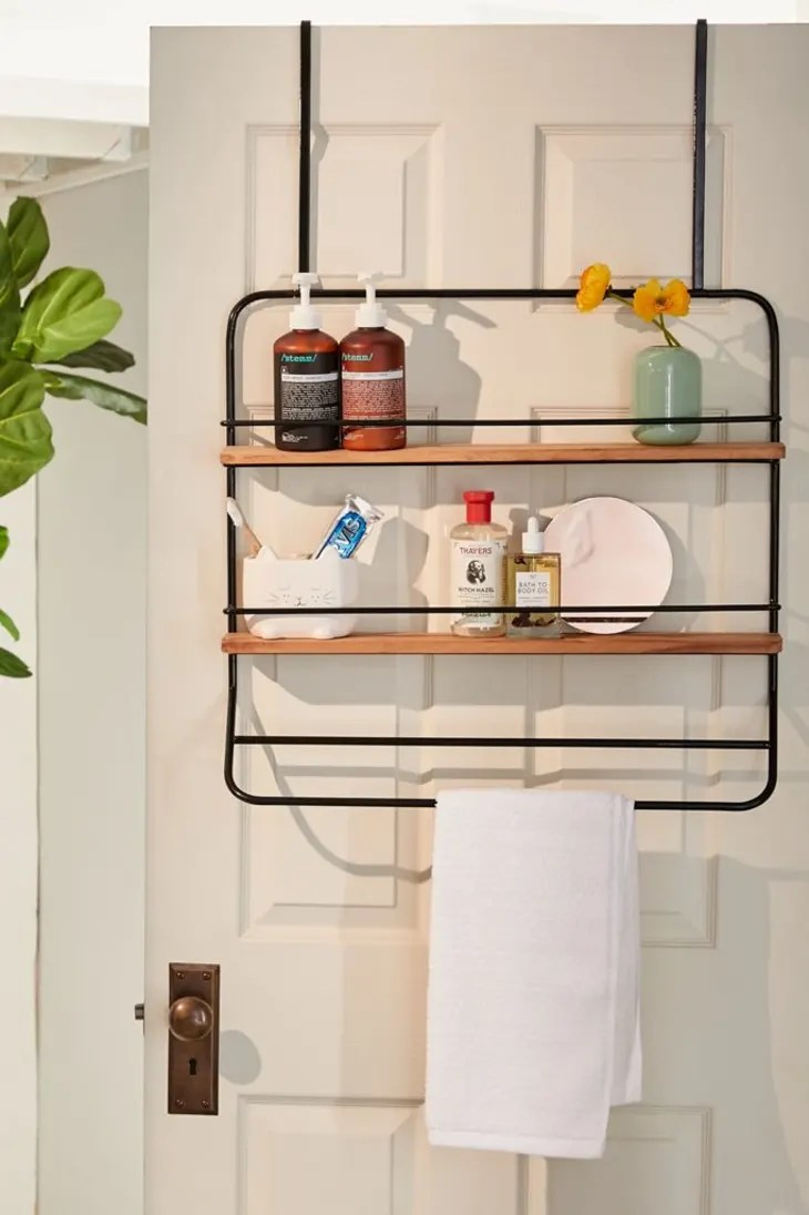 15 towel storage ideas for a small