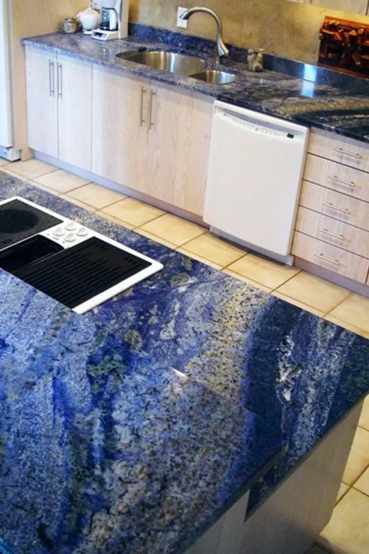 considering blue bahia granite let
