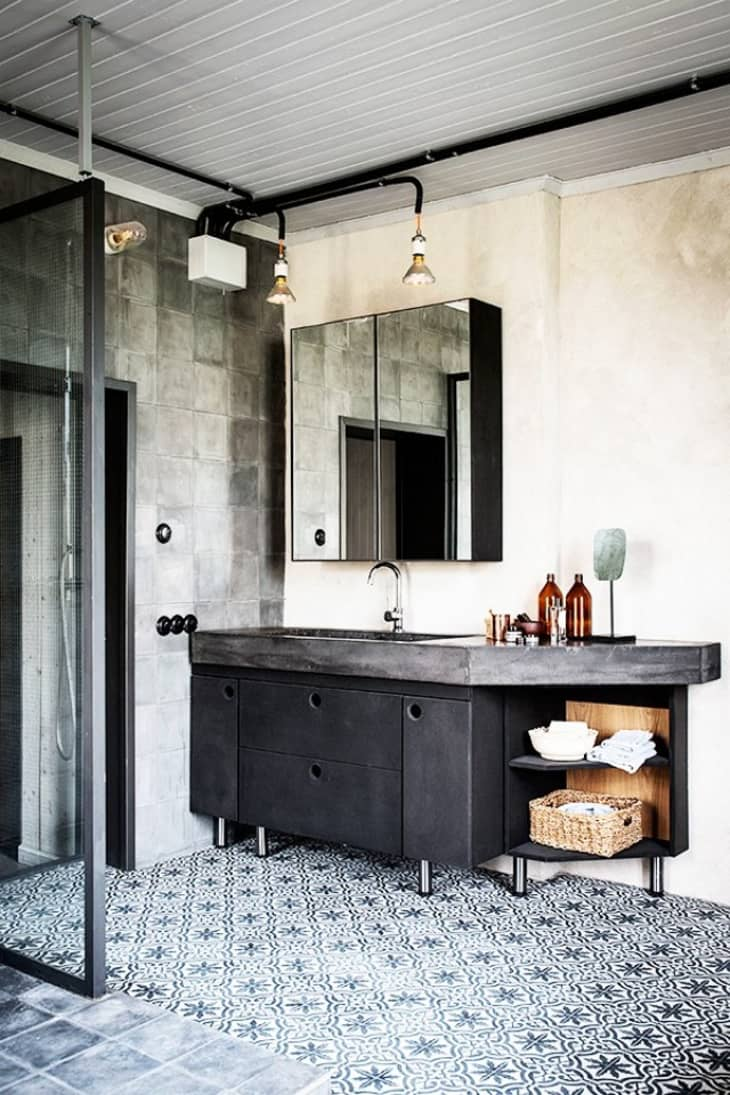 Beautiful Rustic Bathrooms And Why We Love Them Apartment Therapy