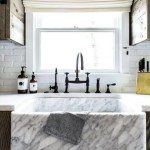 Kitchen Sink Guide Stainless Cast Iron Marble More Apartment Therapy