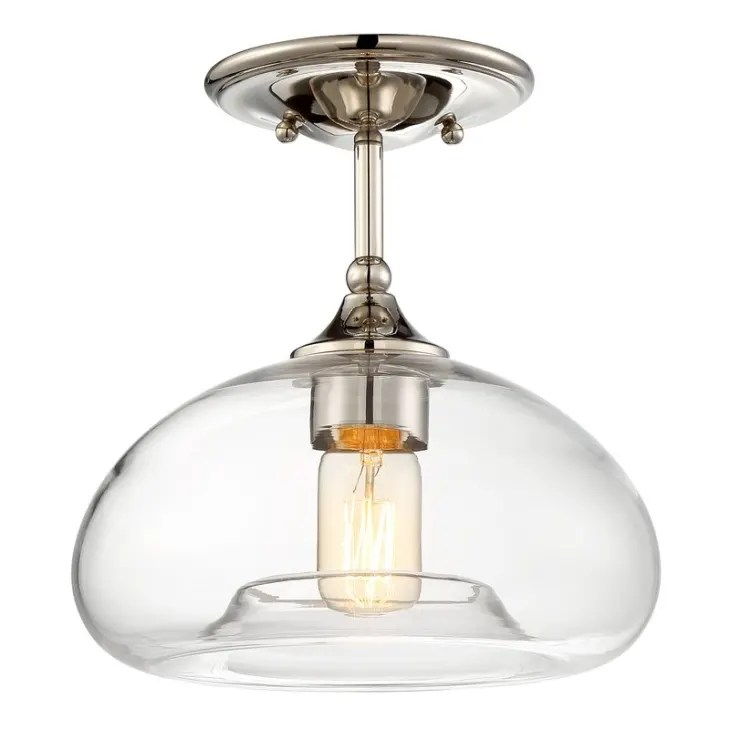 best modern flush mount ceiling light