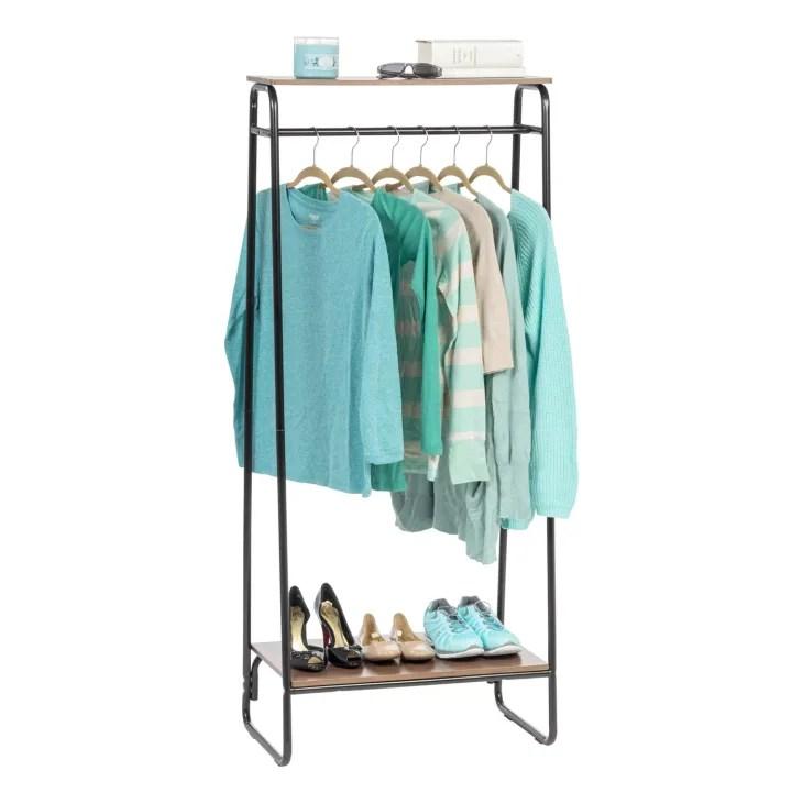 قناع اختصار فوز slim clothes rail