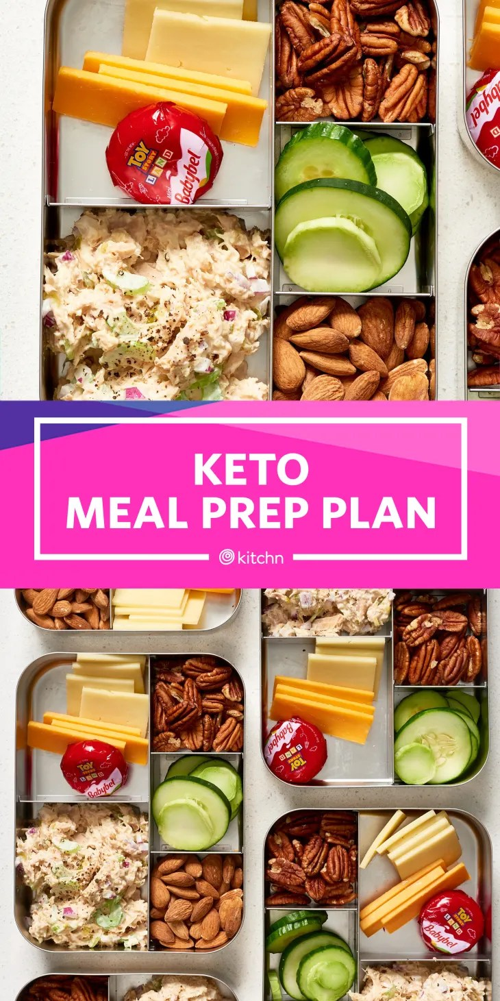 fast keto meal prep in under 2 hours