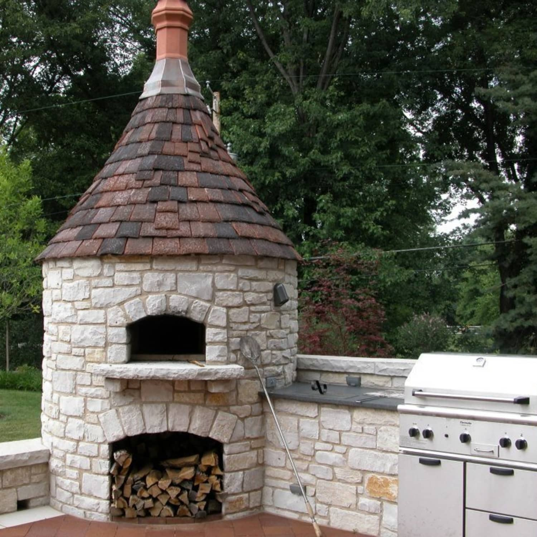 9 dreamy backyard pizza ovens we wish
