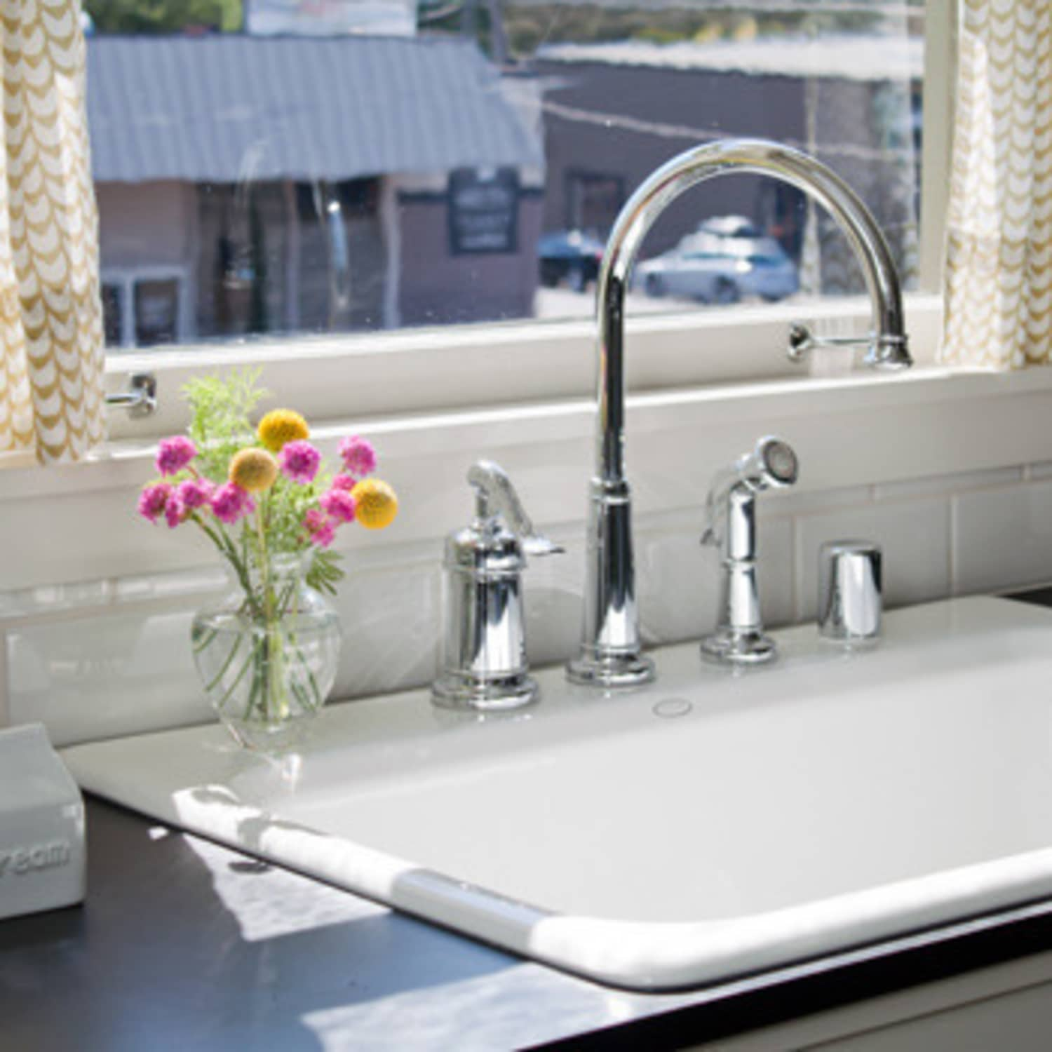 all about drop in kitchen sinks kitchn