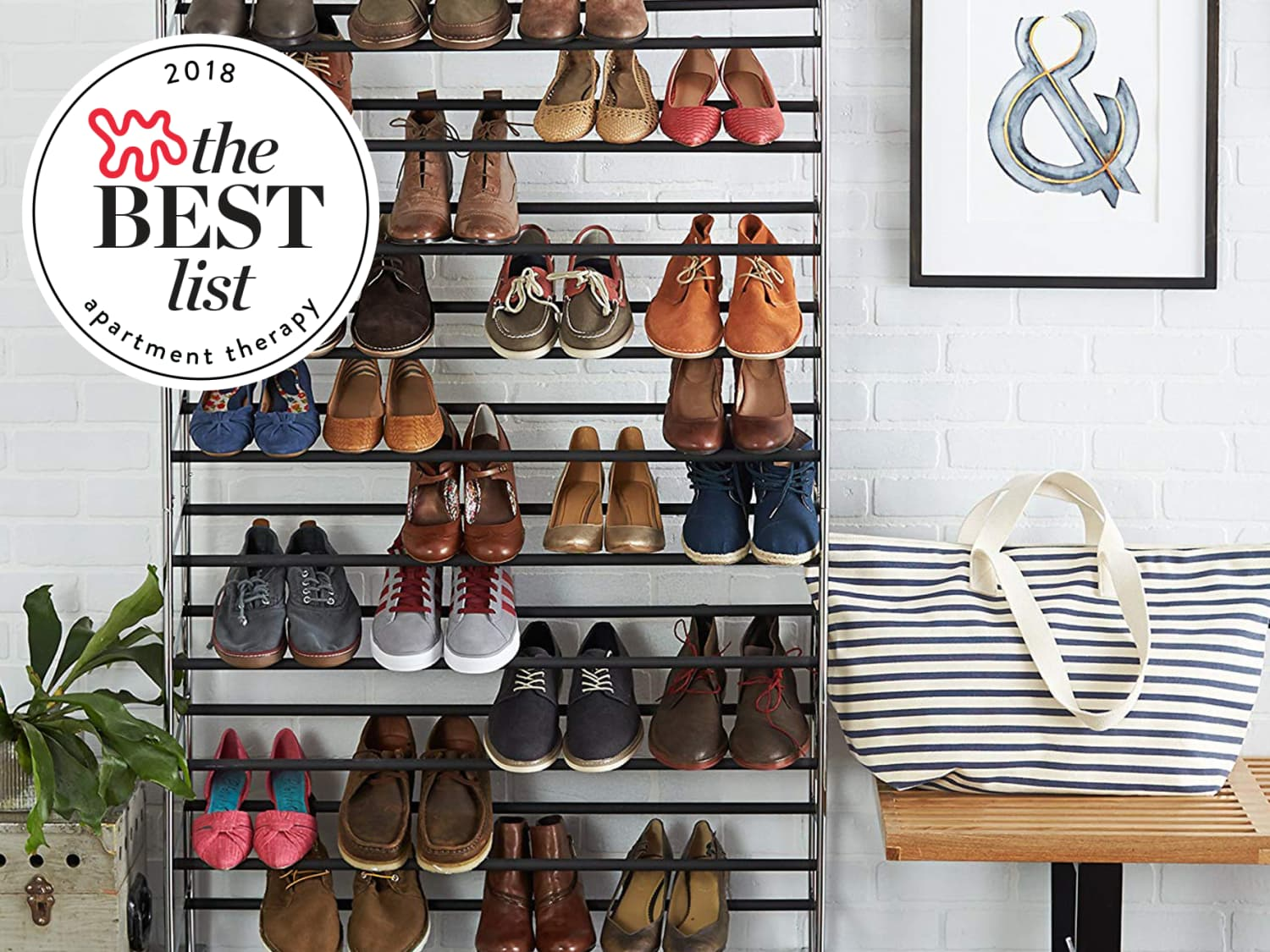 10 Best Shoe Storage Solutions How To Store Shoes Affordably Apartment Therapy