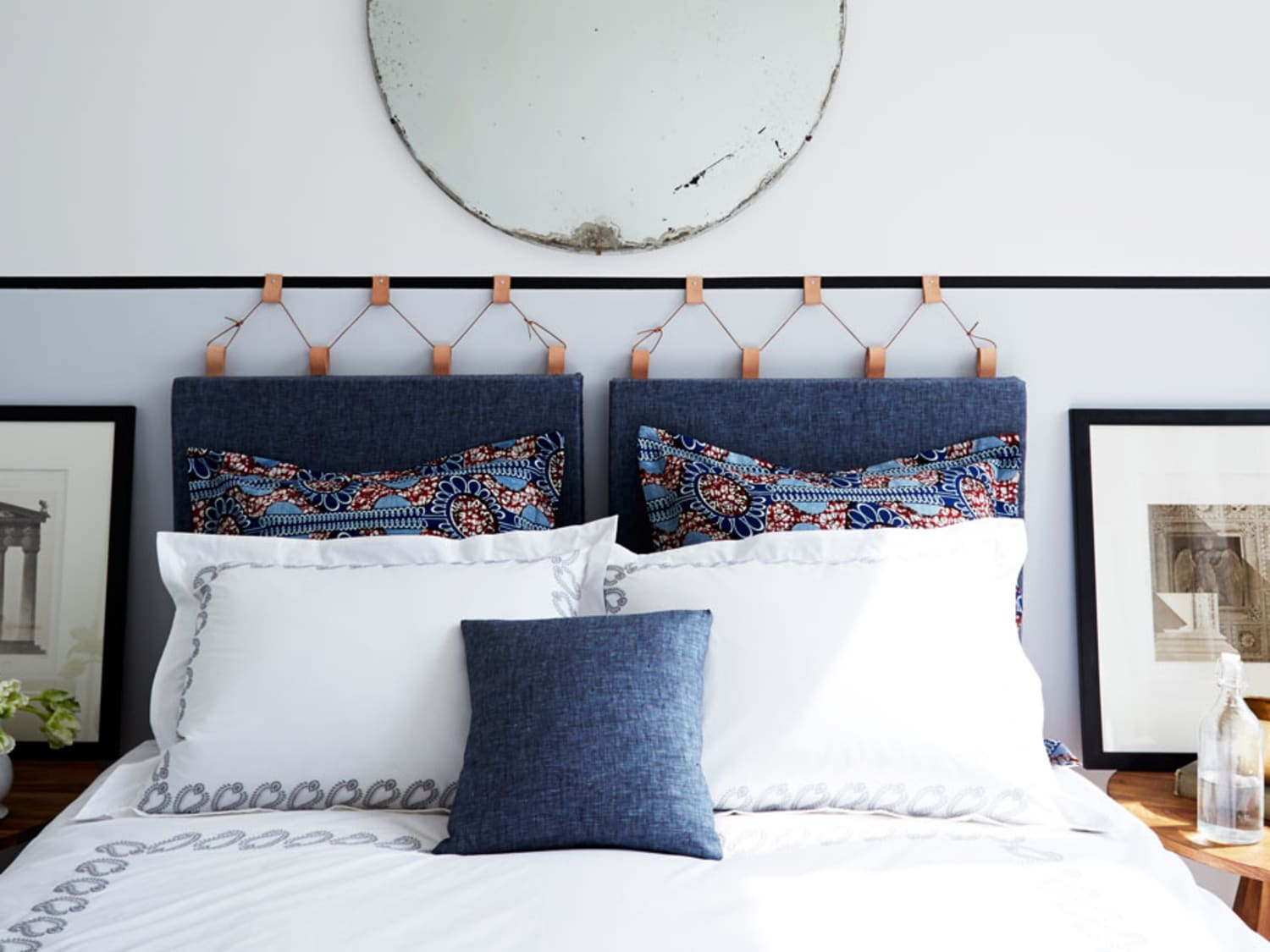 diy upholstered headboards you can make