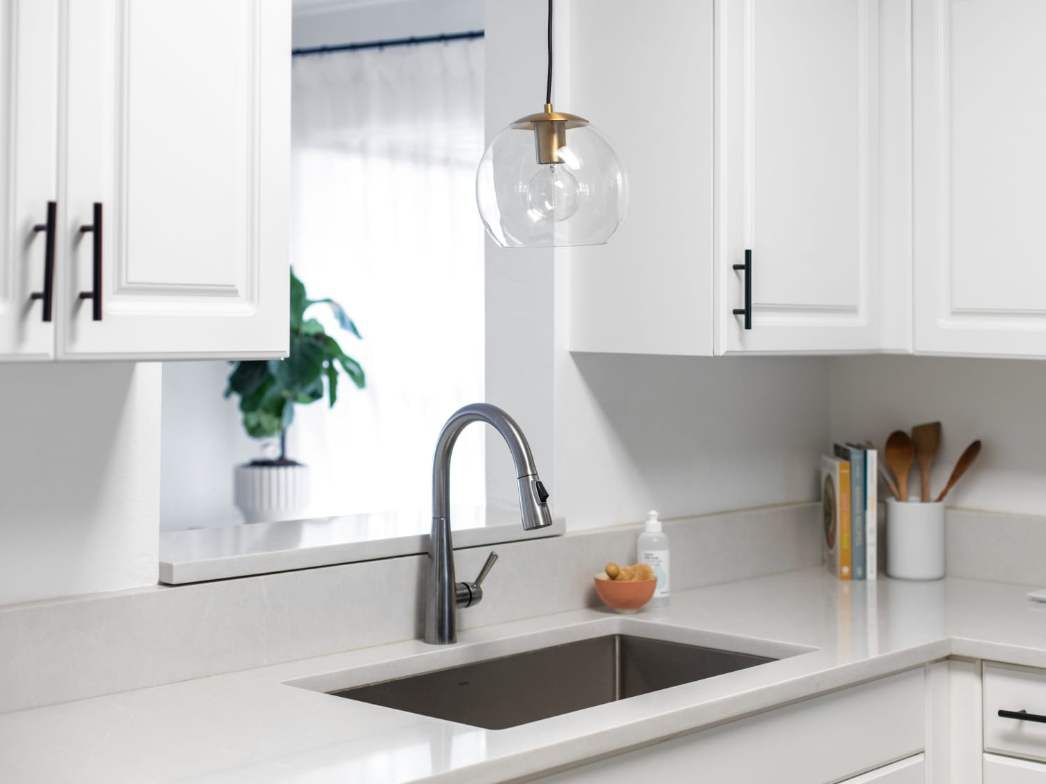 how to clean glass pendant lights kitchn
