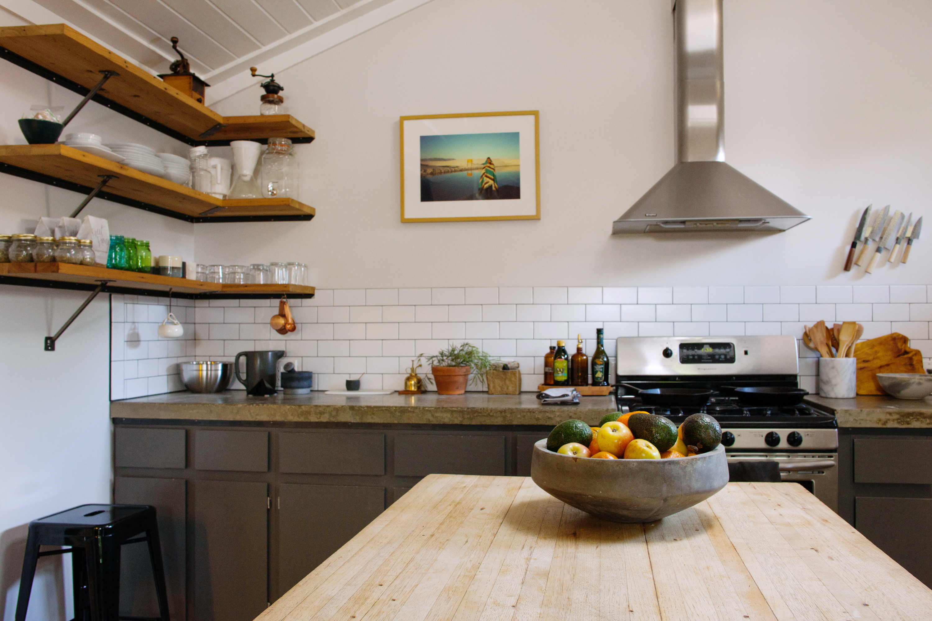 Everything You Need To Know About Transitional Kitchens Apartment Therapy
