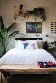 15 Above Bed Decorating Ideas What To Put On A Wall Above A Bed Apartment Therapy