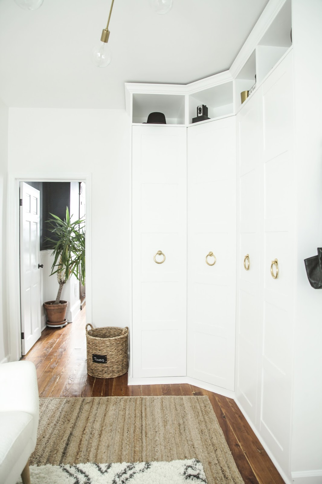 Ikea Pax Wardrobe Hacks That Look Seamless And Built In Apartment Therapy