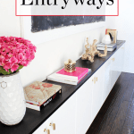 Ikea Storage Hacks For Cluttered Entryways Apartment Therapy