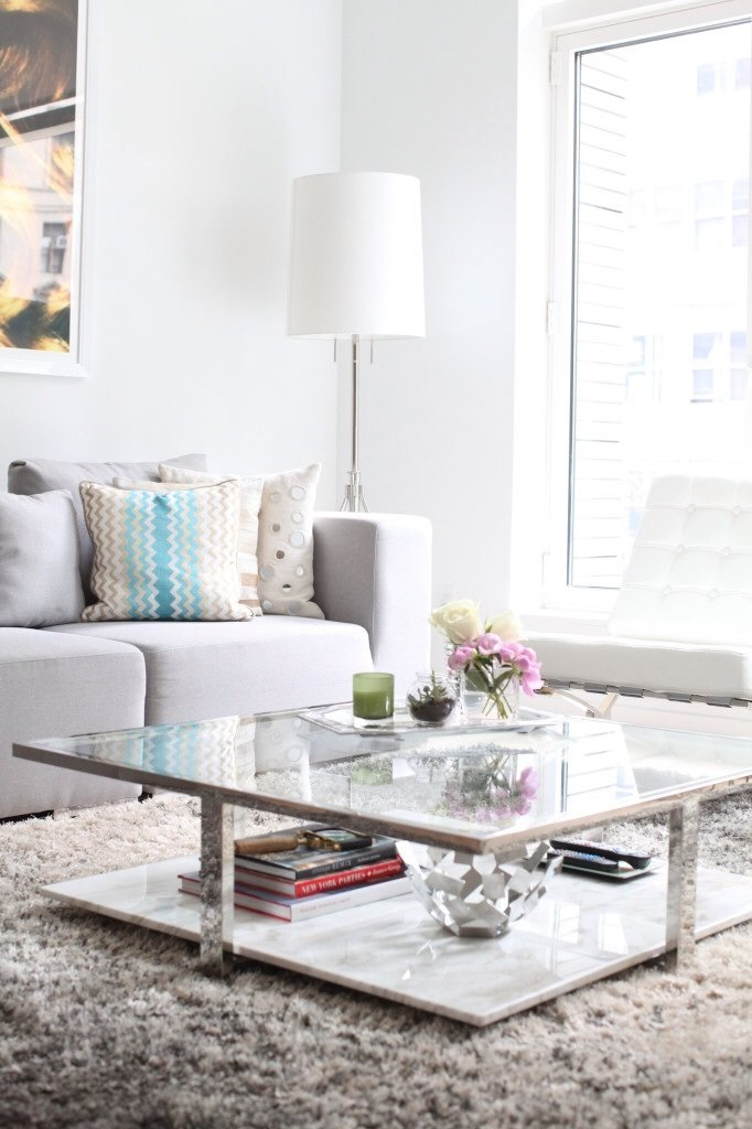 how to improve your coffee table decor