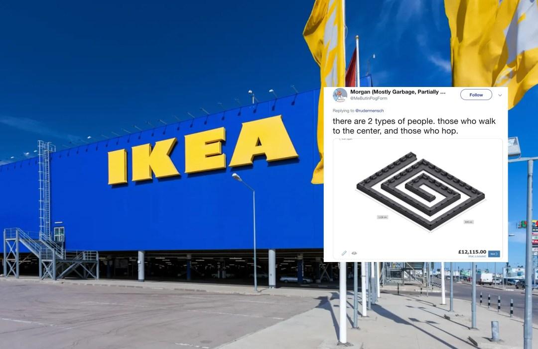 IKEA Has a Custom Sofa Tool and Twitter Has Shared Some Hilarious Options