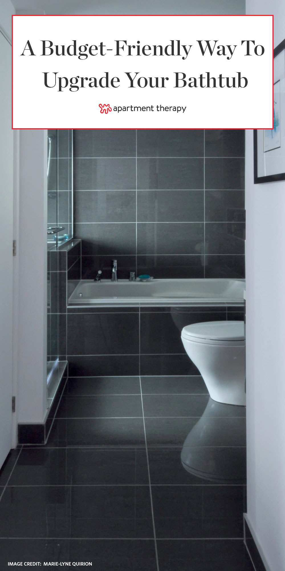 the best way to give your bathroom tile