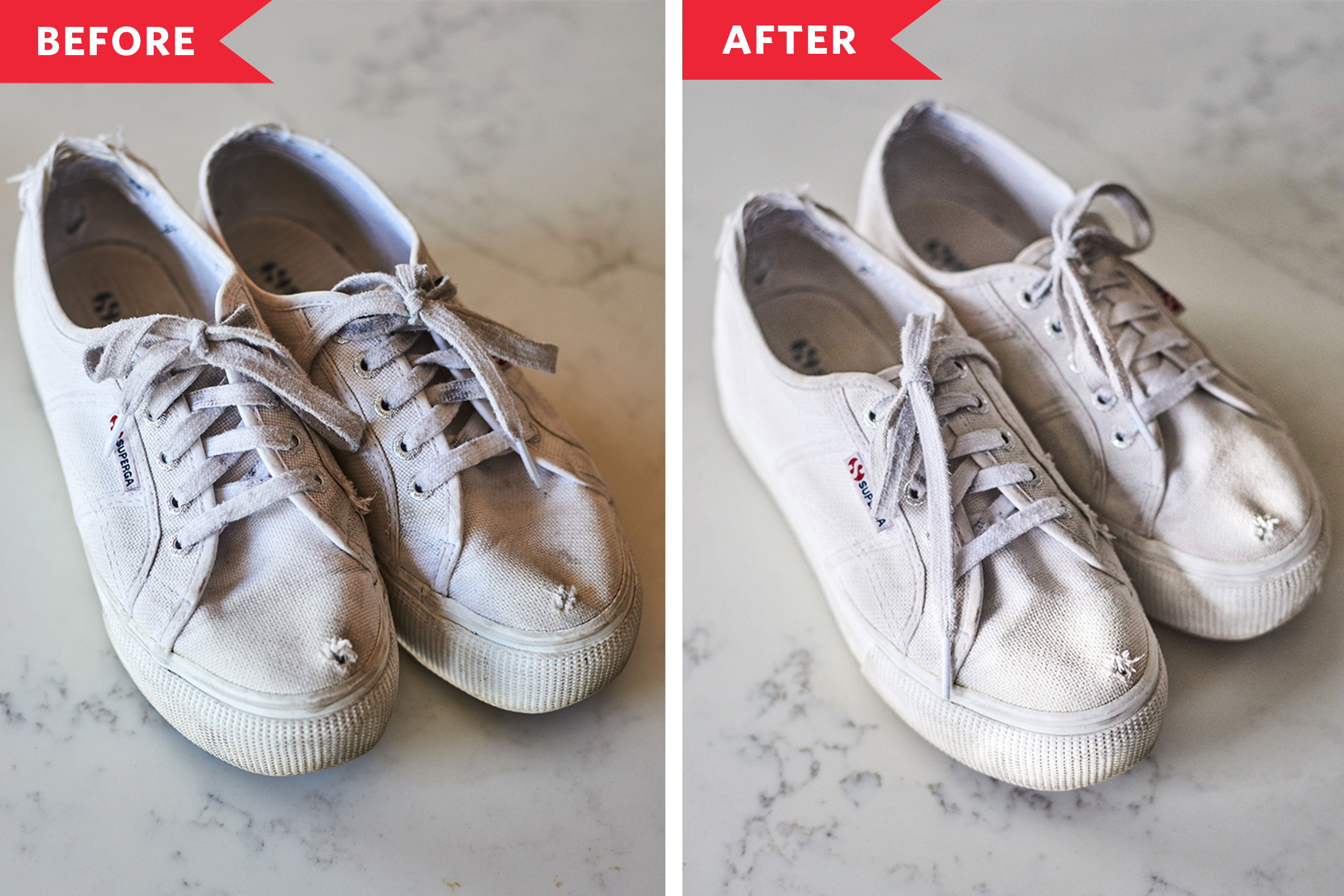 How To Clean Canvas Shoes Kitchn