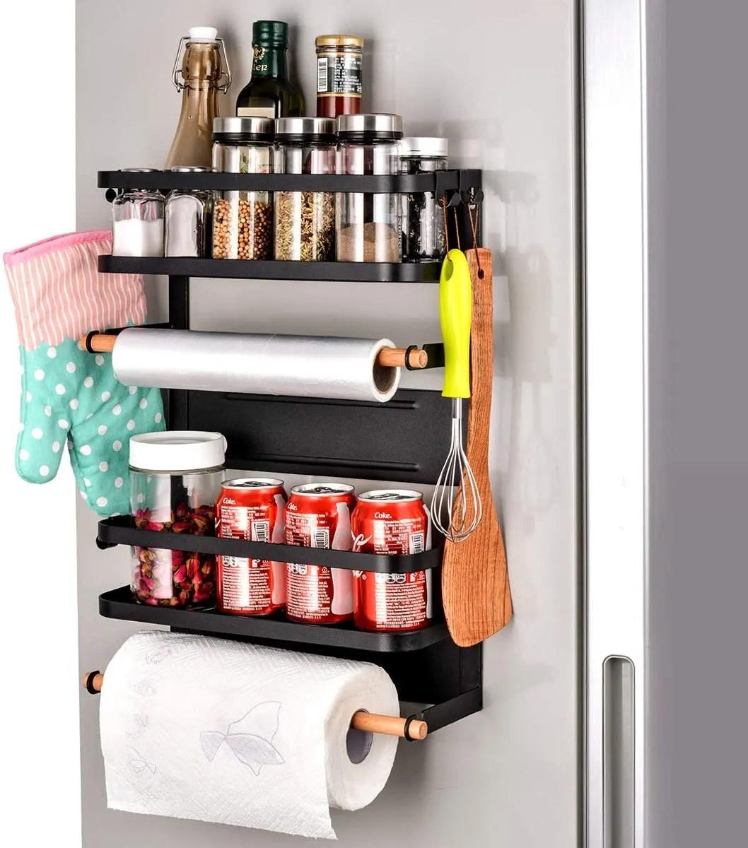 the best magnetic kitchen organization